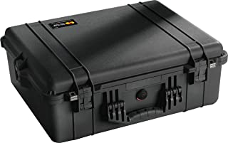 product image for Pelican 1600 Case With Padded Dividers (Black)