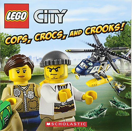 LEGO City: Cops, Crocs, and Crooks! (Croc Toy)