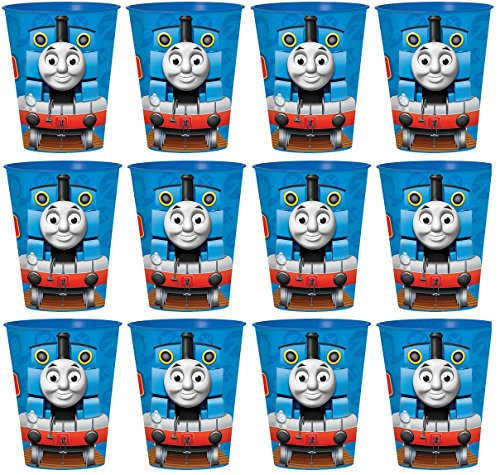 Thomas the train re-usable Cups 12pk