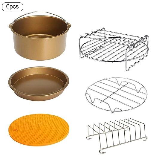 Accesorios Para Freidoras De Aire, Cake Baking Basket ...
