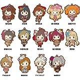 アイドルマスターシンデレラガールズ ラバーストラップ BOX商品 1BOX =  14個入り、全14種類