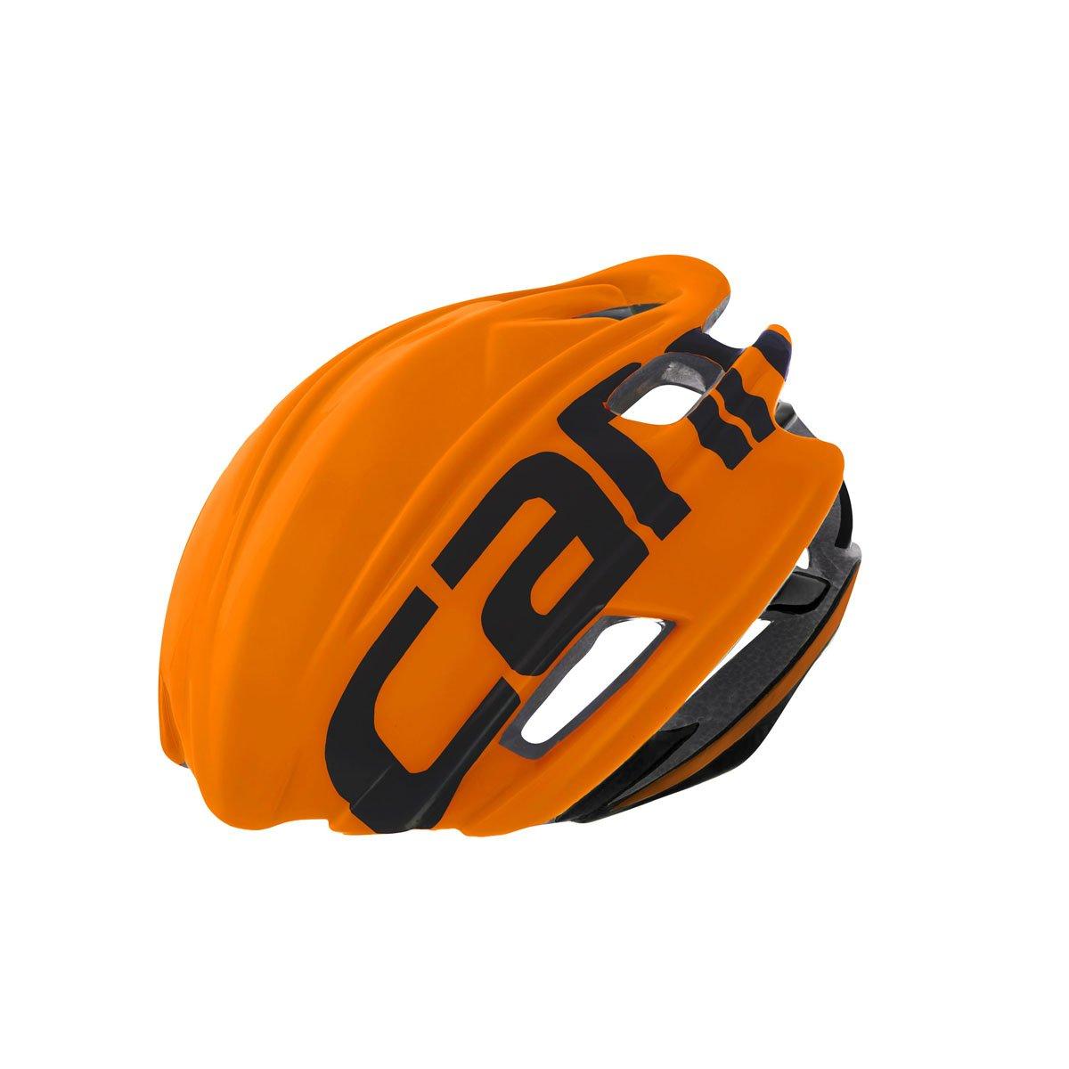 Cannondale Cypher Aero Rennrad Fahrrad Helm Orange 2017