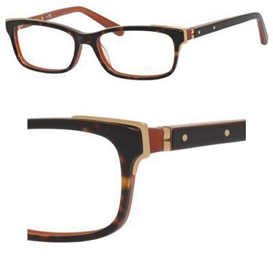Eyeglasses Bobbi Brown The Perry 0RZH Havana Brown at Amazon Men\'s ...