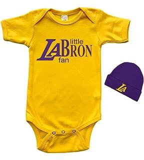 Amazon Com 500 Level Lebron James Baby Clothes Onesie 3 6 6 12