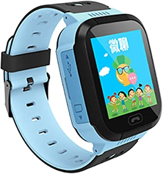 Rastreador Niños LBS Reloj Smartwatch Niños Relojes Inteligentes ...