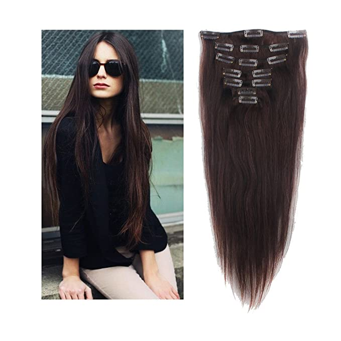 Amazon Human Hair Wigs Clip In Hair Extension Human Hair