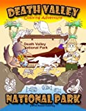 Search : Death Valley National Park: Coloring Adventure (Wild About Coloring) (Volume 1)