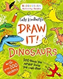 Draw it! Dinosaurs: 100 prehistoric things to doodle and draw! (Chameleons)