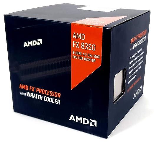 2 opinioni per AMD FX 8350 4GHz Box processor- processors (AMD FX, 4 GHz, Socket AM3+, PC,