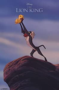 Trends International Disney The Lion King 1994-Pride Rock, 22.375