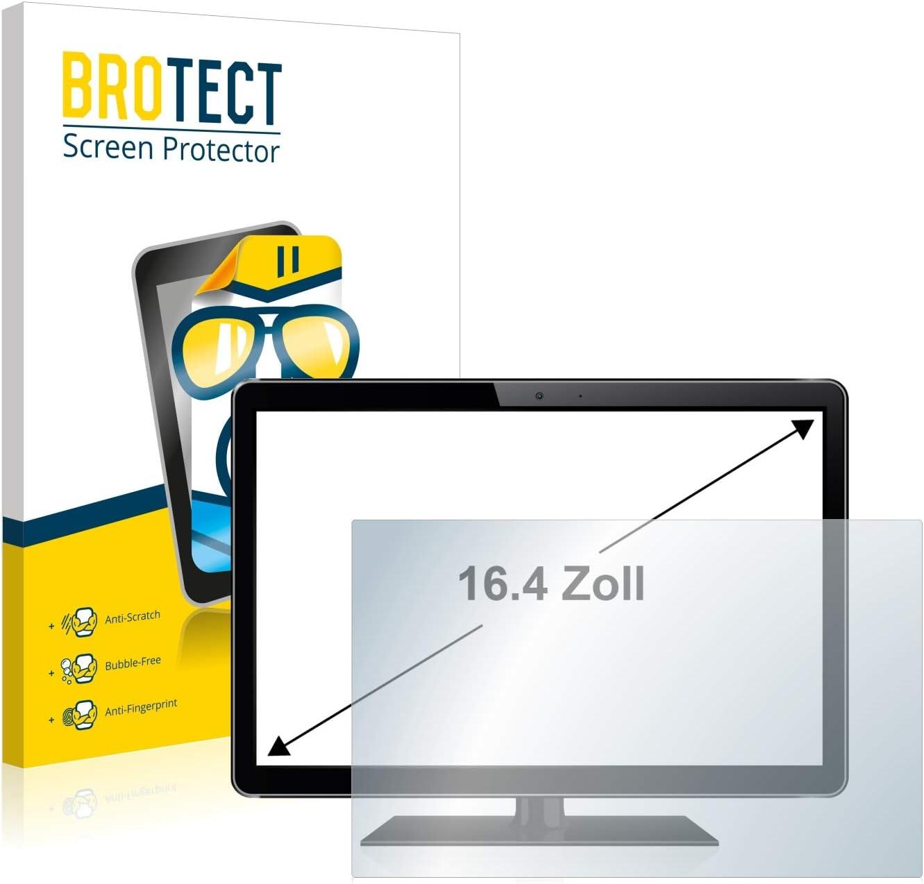 BROTECT Protector Pantalla para Caja Registradora de 41.7 cm (16.4 Pulgadas) [364 mm x 205 mm, 16:9] Protector Transparente: Amazon.es: Electrónica