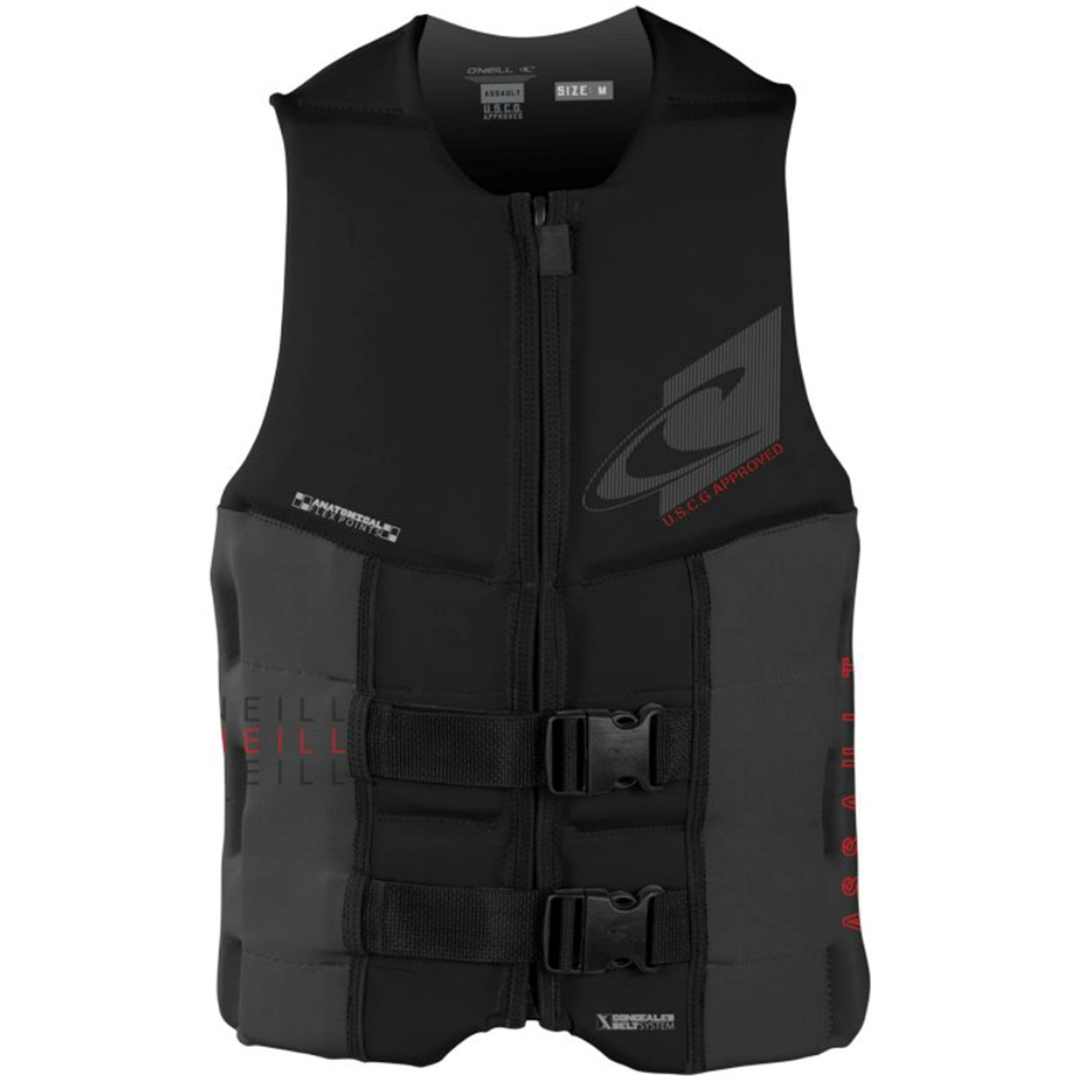 O'Neill Wetsuits Men's Assault USCG Life Vest by O'Neill Wetsuits (Image #1)