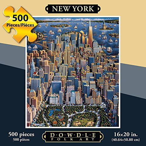 Jigsaw Puzzle York City Dowdle product image