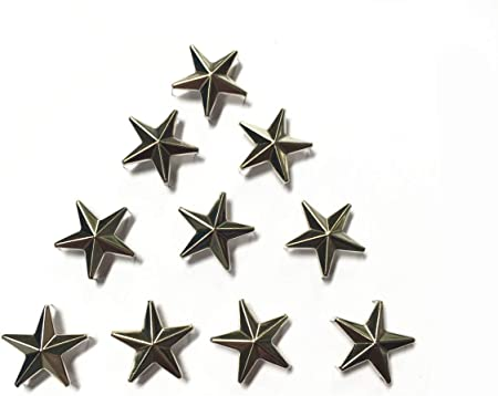 4 SIZE 12 silver pointed x 8 mm 9 mm 10 mm rivets hats