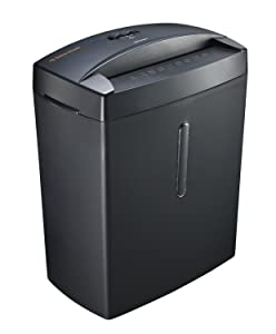 Bonsaii DocShred C560-D 6-Sheet Micro-Cut Paper Shredder