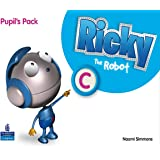 Ricky The Robot C Pupil'S Pack - 9788498372663