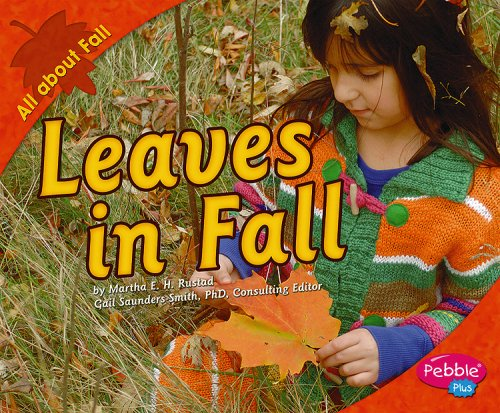 Leaves in Fall (All about Fall) by Capstone Press