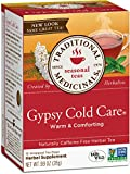 Best Traditional Medicinals Tea Cups - Traditional Medicinals Gypsy Cold Care Herbal Wrapped Tea Review