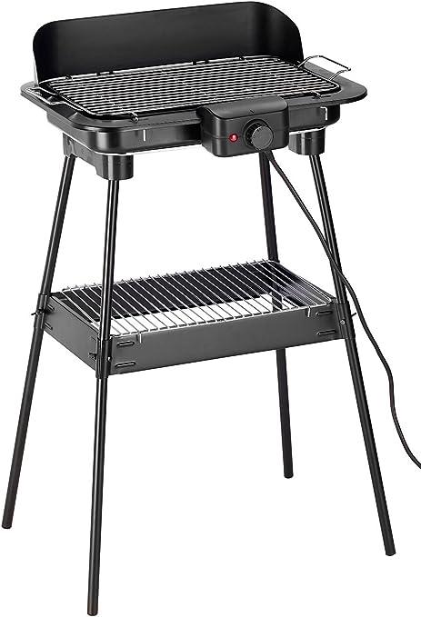 Barbecue fumoir 6 grilles [Rosenstein & Söhne]:
