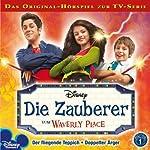 Der fliegende Teppich / Doppelter Ärger (Die Zauberer vom Waverly Place 1) | Gabriele Bingenheimer,Marian Szymczyk