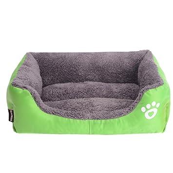 Ruikey Cómodo Casa para Mascotas,Cama Perro Pequeño Perro De Perrito Sofa Cama Gato 45cm*40cm*12cm: Amazon.es: Productos para mascotas