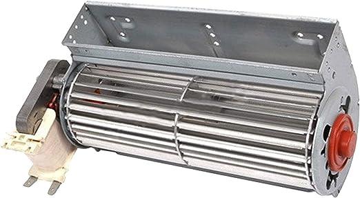 Spares2go - Unidad de motor de ventilador de refrigeración para ...