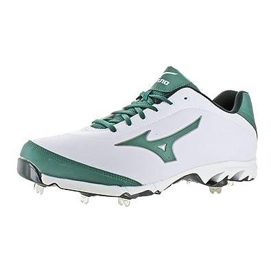 best service 2dfb3 14f51 Amazon.com  Mizuno Mens 9 Spike Vapor Elite 7 Baseball Performance Cleats   Shoes