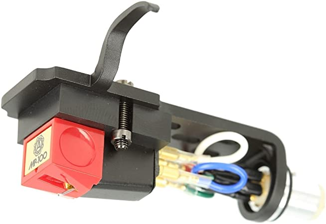 Nagaoka Mp 100 H Tonabnehmer Inkl Headshell Elektronik