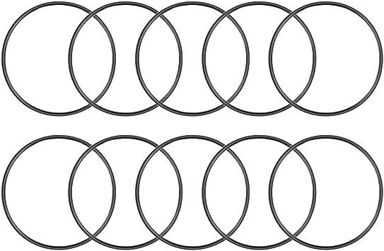 Metric Buna-N Sealing Gasket Pack of 20 uxcell Nitrile Rubber O-Rings 40mm OD 37mm ID 1.5mm Width