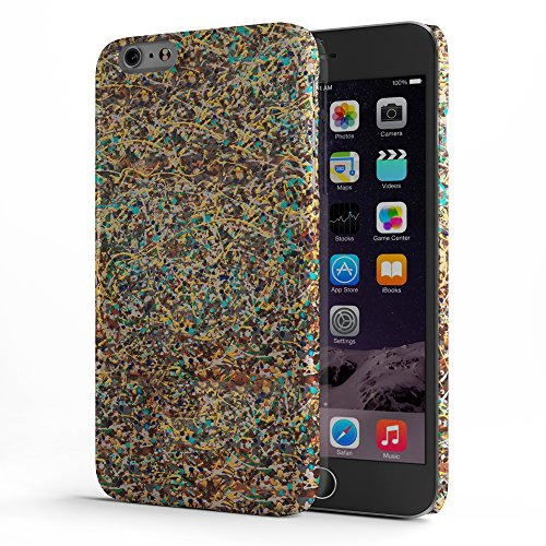 Koveru Back Cover Case for Apple iPhone 6 Plus - Paint Pattern