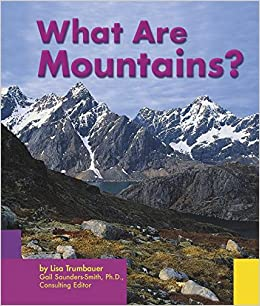 Image result for what are mountains book trumbauer