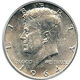 1964 P Kennedy Half Dollars Doubled Die Reverse Half Dollar MS63 PCGS