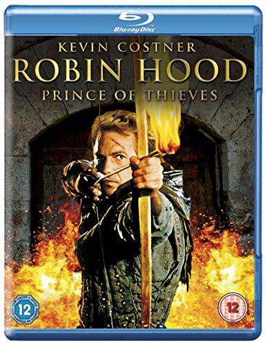 Robin Hood Prince Of Thieves [BLU-RAY]