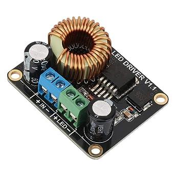 Tablero de conductor de la impresora 3D LED, Keenso Boost 30W LED ...