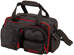 Ruger Peoria Performance Range Bag by Allen, Black and Red