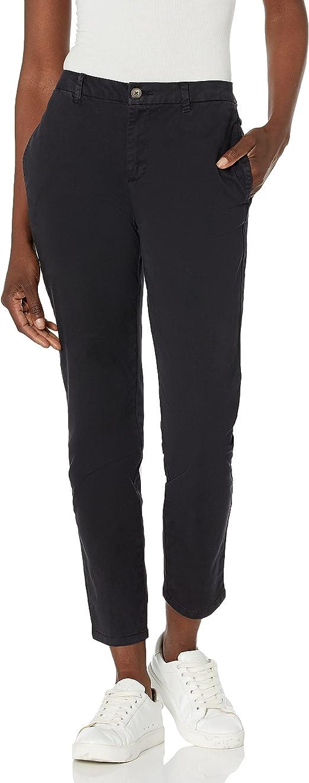 Brand Size 12.0 Daily Ritual Women/'s Patch-Pocket Chino, Dark Grey
