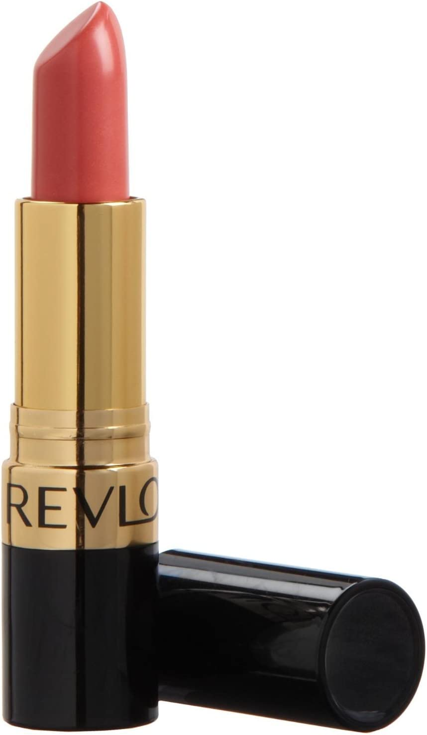 Revlon Super Lustrous Lipstick Creme, Coralberry, Coral Berry 674 (Pack of 6)