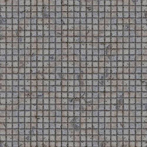 rpg-mat-2-foot-by-2-foot-pvc-with-a-1-inch-grid-flagstones-design-ideal-for-dd-pathfinder-etc