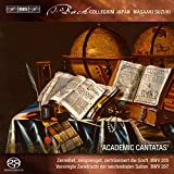 Bach, J.S.: Secular Cantatas V