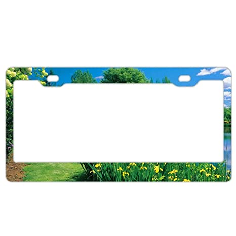 MICKEY MOUSE METAL NOVELTY LICENSE PLATE TAG
