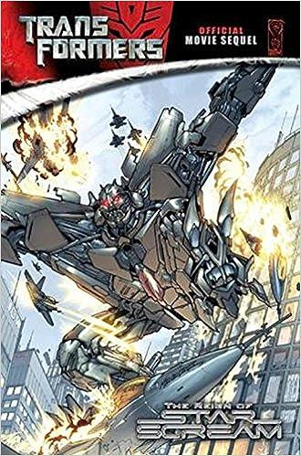The Reign of Starscream (Transformers Movie Sequel): Chris Mowry