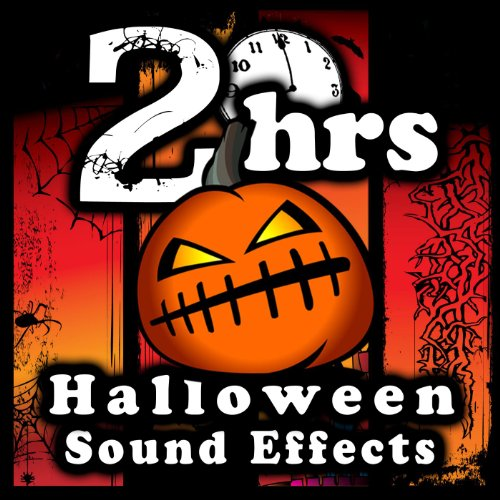 Halloween Sound Effects - 2 Hours of Scary Sounds -