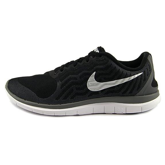 | Nike Mens Free 4.0 V5 Running Shoe Black