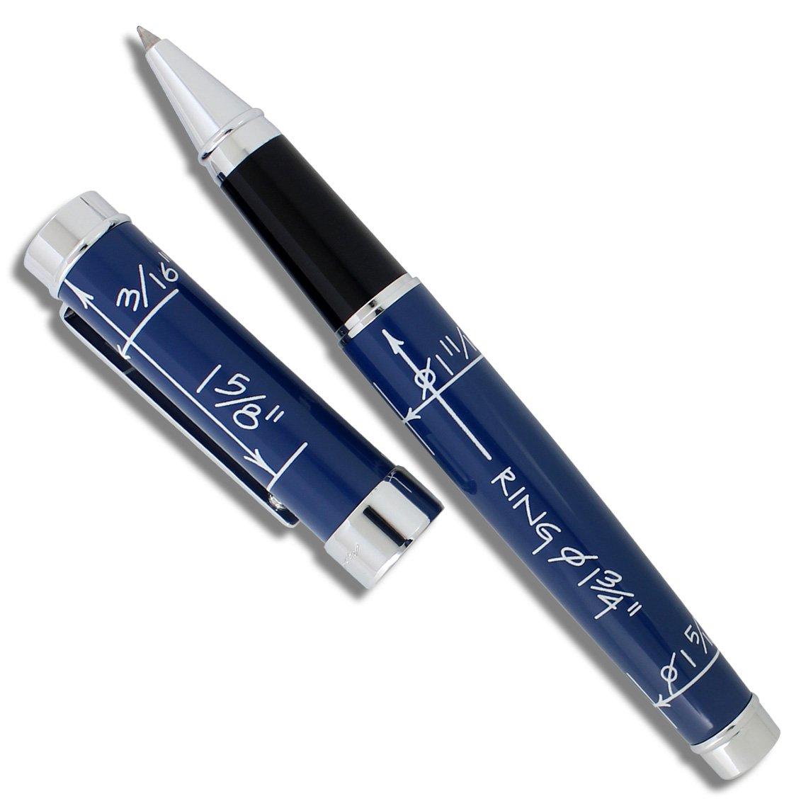 ACME Studios Blueprint Roller Ball Pen by Constantin Boym (PCB01R) by ACME Studios Inc