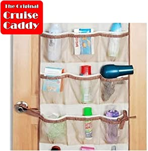 Good Roommate Products Cruise Caddy - The Original Travel Organizer - Cruise Ship Accessories Must Have