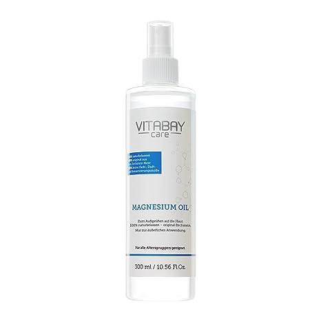 Original Zechstein aceite de magnesio - magnesio cloruro de aerosol - dermatológicamente probado clínicamente (300