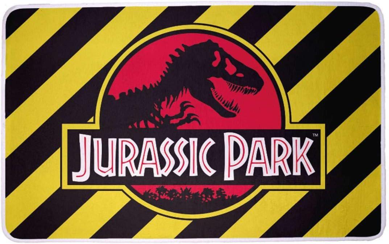 cotton division Tapis de Sol Jurassic Park Jurassic Park Logo