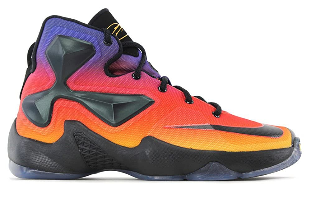 timeless design 9e1fc 9def7 Nike LEBRON XIII 13 DB DOERNBECHER (GS) 838990-805 Size 6Y Laser Orange  Black Court Purple KIAN SAFHOLM  Amazon.ca  Shoes   Handbags