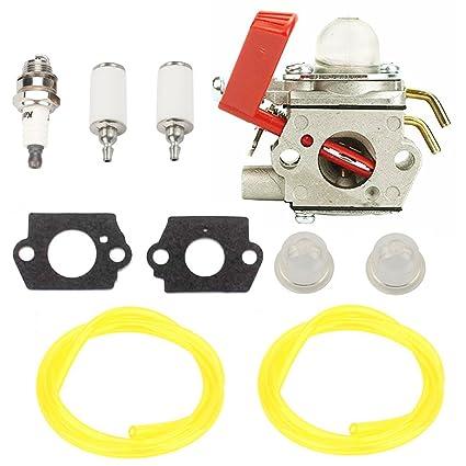 Amazon.com: Anto up04742 carburador para Homelite B25 °C ...