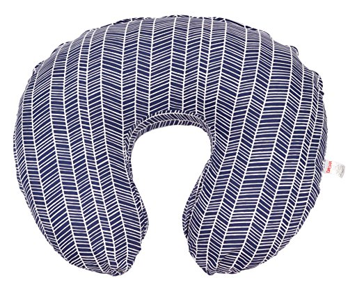Danha Nursing Pillow Slipcover Herringbone